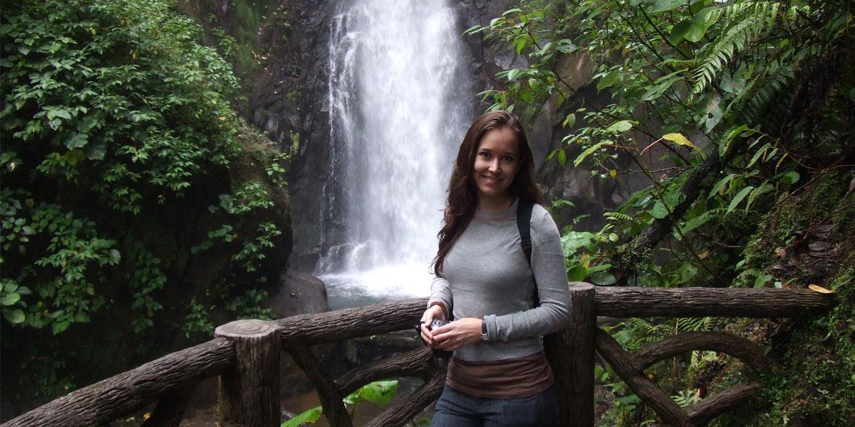 La Paz - Waterfalls